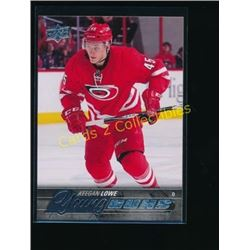 15-16 Upper Deck #246 Keegan Lowe YG RC