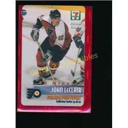 John Leclair Collector Series 7-11 Phone Card