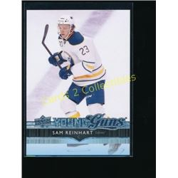 14-15 Upper Deck #206 Sam Reinhart YG RC