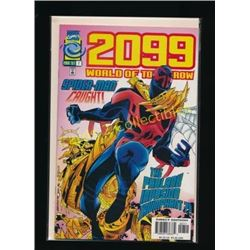 Marvel 2099 World Of Tomorrow #7