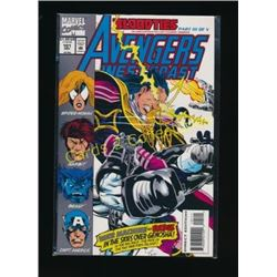 Marvel West Coast Avengers #101