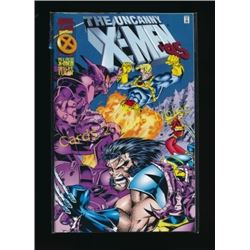 Marvel The Uncanny X-Men #1 Special Event