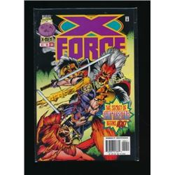 Marvel X-Force #59