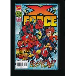 Marvel X Force #47