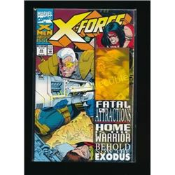 Marvel X-Force #25