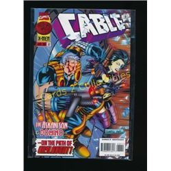Marvel Cable #32