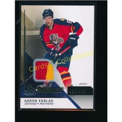 14-15 SP Game Used Gold Jerseys #153 Aaron Ekblad
