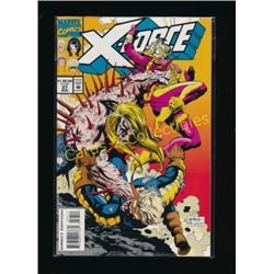 Marvel X-Force #37