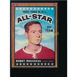 1966-67 Topps #132 Bobby Rousseau