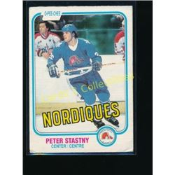 1981-82 O-Pee-Chee #269 Peter Stastny RC