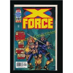 Marvel X Force #64