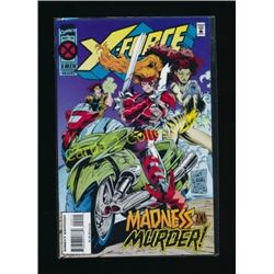 Marvel X-Force #40