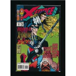 Marvel X-Force #30