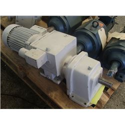 Stroter Motor/Gearbox Assembly, See Desc for Info