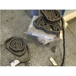 Lot of Misc Chains, See pics for info