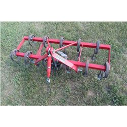 "42"" s tine cultivator 3pth"