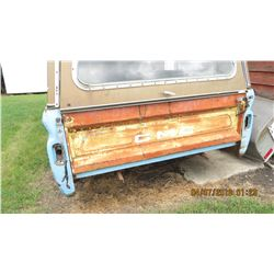 1966 Chevrolet truck for parts