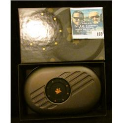 "2000 Royal Canadian Mint ""The Bluenose Schooner"" Hologram $20 Proof 31.103 grams (1 troy ounce) Ster"