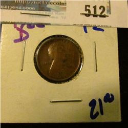 1922-D WHEAT CENT