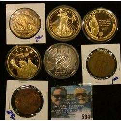 MINI COIN COLLECTION INCLUDES 3 WORLD WAR 2 STEEL CENTS, 1944- SILVER WAR NICKEL, 1900-S BARER DIME