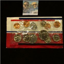 1057 _ 1987 P & D U.S. Mint Set in original government holder as issued. (The only way to get the Ha