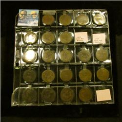 1182 _ Partial Set of Great Britain Large Pennies: 1900, 01, 02, 03, 05, 06, 07, 08, 09, 10, 11, 12,
