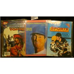 """1492 _ 1994 Volume 1 No.3 Topps Comics """"The Lone Ranger and Tonto --Origins"""", mint condtion; """"Sports"""