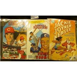 """1496 _ """"Unauthorized and Proud of it. Baseball Legends Comics """"Frank Thomasl"""", includes full color c"""