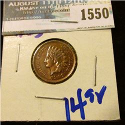 1550 _ 1903 Indian Head Cent