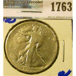 1763 _ 1920 Walking Liberty Half Dollar