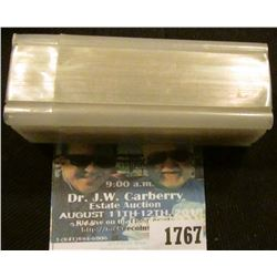 1767 _ Solid Proof Date Roll Of Washington Quarters Dated 1976-S