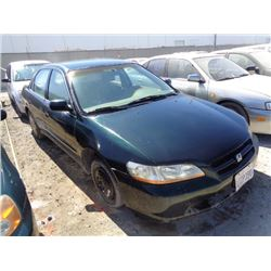 HONDA ACCORD 1998 T-DONATION