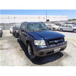 FORD EXPLORER ST 2002 T
