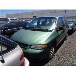 PLYMOUTH VOYAGER 1999 APP  DUP/T-DON