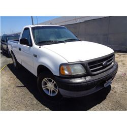 FORD F150 2002 T-DONATION