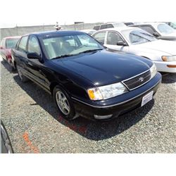 TOYOTA AVALON 1998 SALV T/DONATION