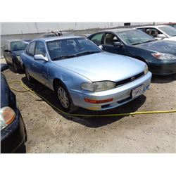 TOYOTA CAMRY 1992 APP  DUP/T-DON