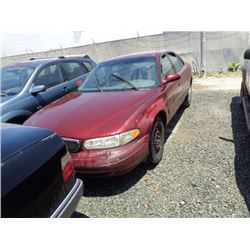 BUICK CENTURY 2002 SALV T/DONATION