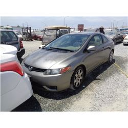 HONDA CIVIC 2007 APP  DUP/T-DON