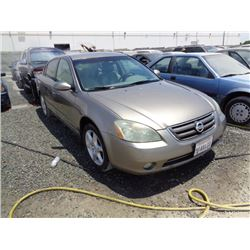 NISSAN ALTIMA 2004 T-DONATION