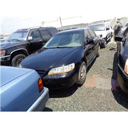 HONDA ACCORD 2001 L/S-DONATION