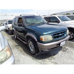FORD EXPLORER 1995 T-DONATION