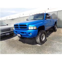 DODGE RAM 2001 T-DONATION