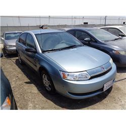 SATURN ION 2003 T-DONATION