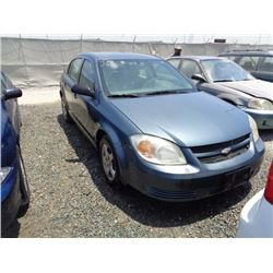 CHEVROLET COBALT 2006 T-DONATION