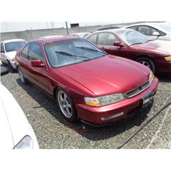 HONDA ACCORD 1997 L/S-DONATION