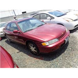 HONDA ACCORD 1995 APP  DUP/T-DON