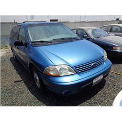 FORD WINDSTAR 2003 T-DONATION