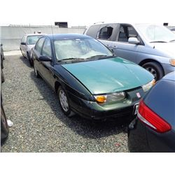 SATURN SL 2002 T-DONATION