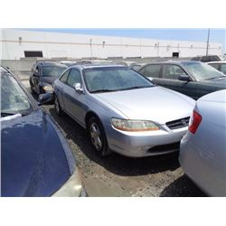 HONDA ACCORD 2000 T-DONATION